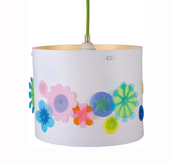 Engeltjes & Draken | Haba | Hanglamp zomerbloemen