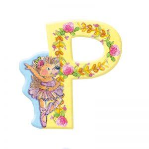 Prinses Lillifee, Deurletter P-0