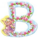 Prinses Lillifee, Deurletter B-0