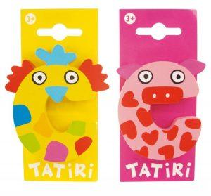 Tatiri, Deurletter C-0