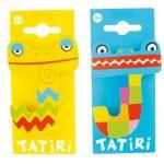 Tatiri, Deurletter J-0