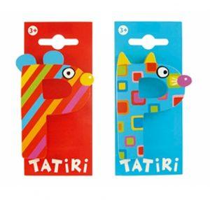 Tatiri, Deurletter P-0