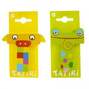Tatiri, Deurletter T-0