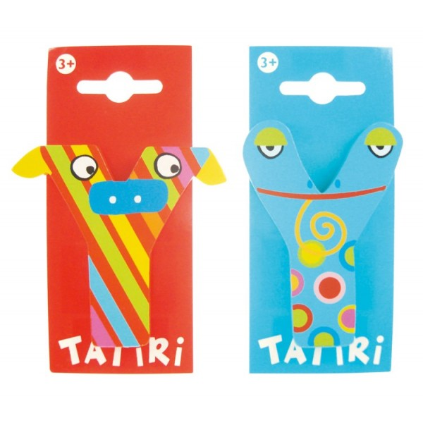 Tatiri, Deurletter Y-0