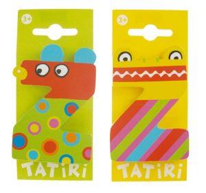 Tatiri, Deurletter Z-0