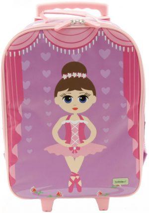Kindertrolley ballerina, Bobble Art
