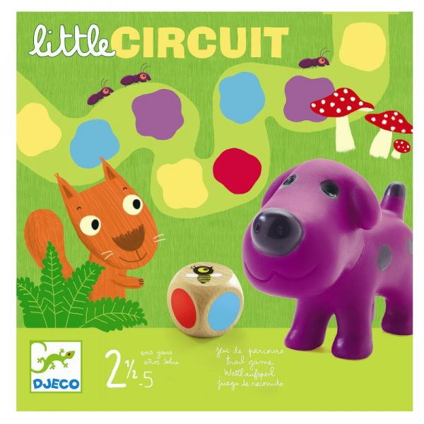 Spel Little circuit | Djeco