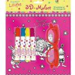 Prinses Lillifee, Kleurset 3D-0