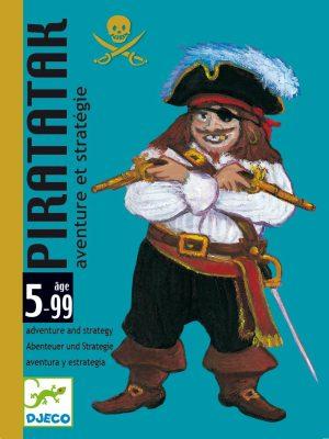 Kaartspel Piratatak, Djeco