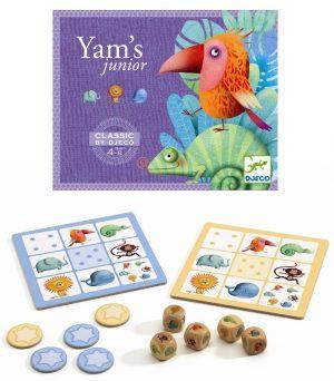Djeco, Yam's (4+)-0