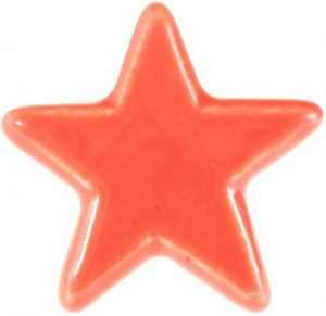 Engeltjes & Draken | La Finesse | Deurknop rode ster