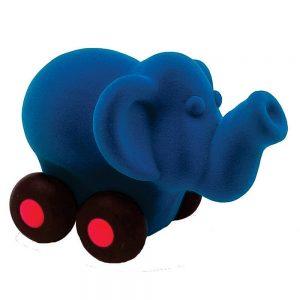 Aniwheely olifant, Rubbabu
