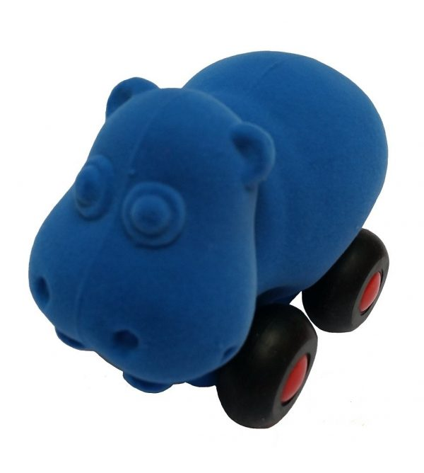 Aniwheely nijlpaard, Rubbabu