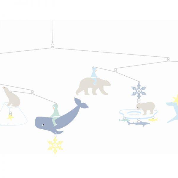 Mobiel ijsbeer, Djeco