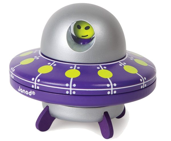 Janod | Puzzel magneet ufo