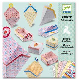 Engeltjes & Draken | Djeco | Origami doosjes