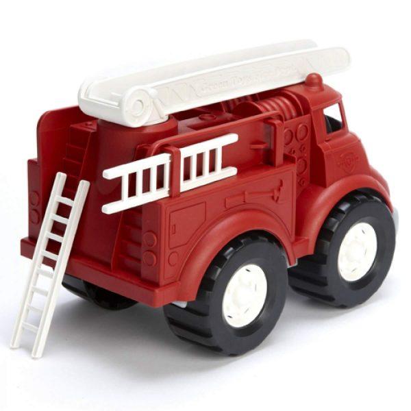 Brandweerwagen, Green Toys