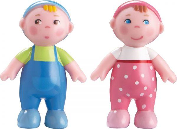 Baby Marie en Max, Haba, Little Friends