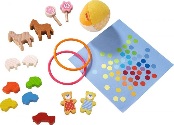 Haba, Little Friends, Speelset speelgoed