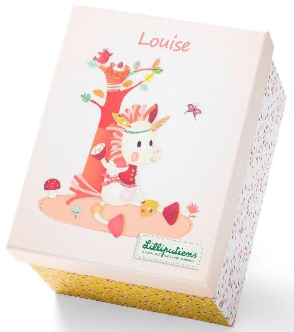 Louise knuffel, Lilliputiens
