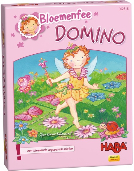 Bloemenfee domino, Haba
