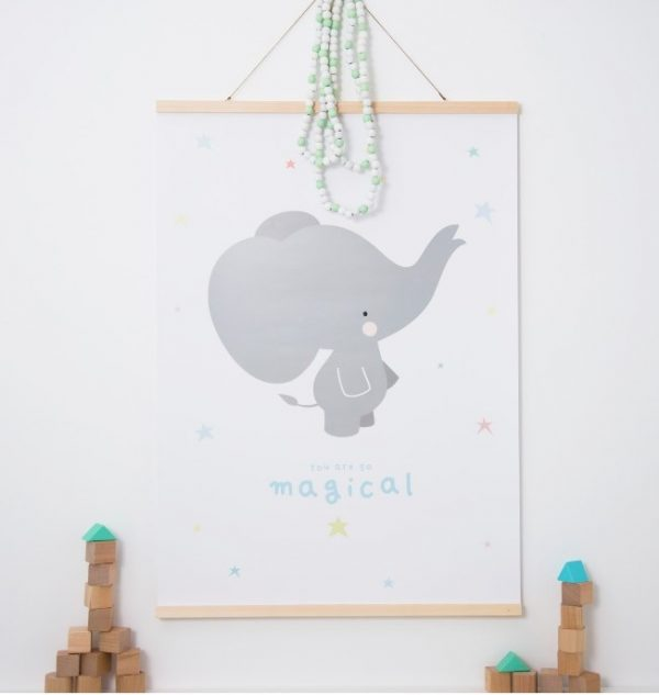 Poster olifant, A Little Lovely Company