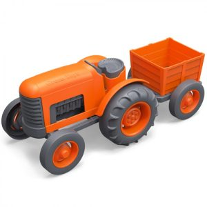 Tractor, Green Toys