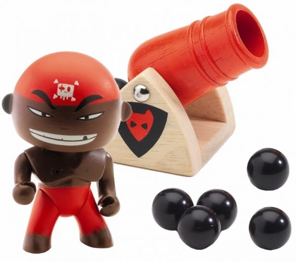 Djambo & big boom, Arty Toys, Djeco