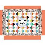 Muziekdoos panda, Djeco