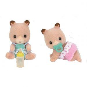 Hamster twins, Sylvanian Families