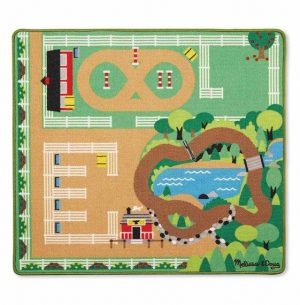 Speelkleed ranch, Melissa & Doug