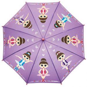 Paraplu ballerina, Bobble Art