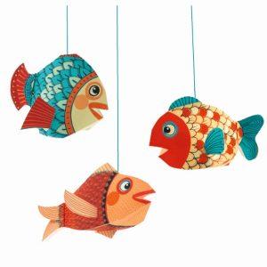 Decoratie vissen, Djeco
