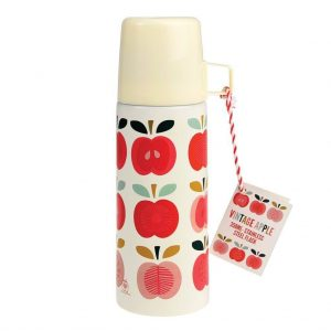 Thermosfles vintage apple, Rex London