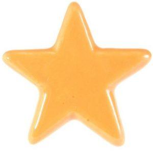 Deurknop oranje ster, La Finesse