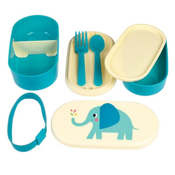 Bento box olifant, Rex London
