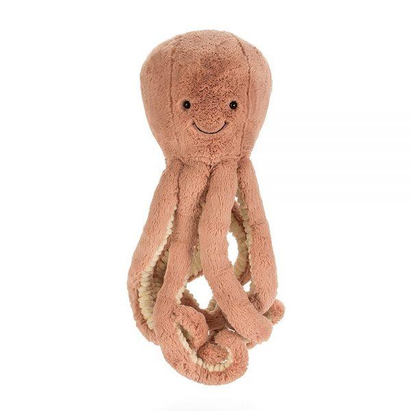 Knuffel octopus Odell 23 cm., Jellycat