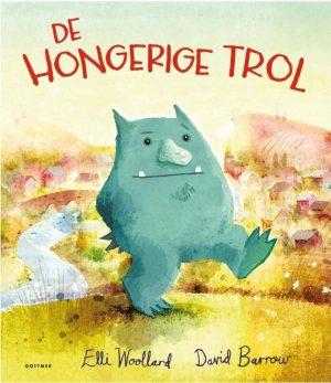 Kinderboek, de hongerige trol