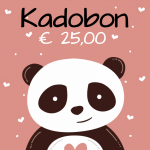 Kadobon € 25,00-0