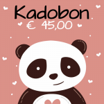 Kadobon € 45,00-0