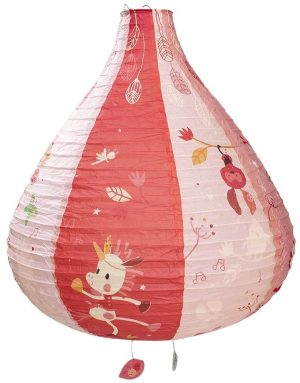 Lampion Louise, Lilliputiens