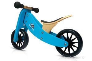 Tiny Tot loopfiets blauw, Kinderfeets