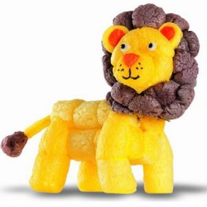 Playmais leeuw one