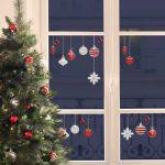 Raamstickers kerstballen, Nouvelles Images