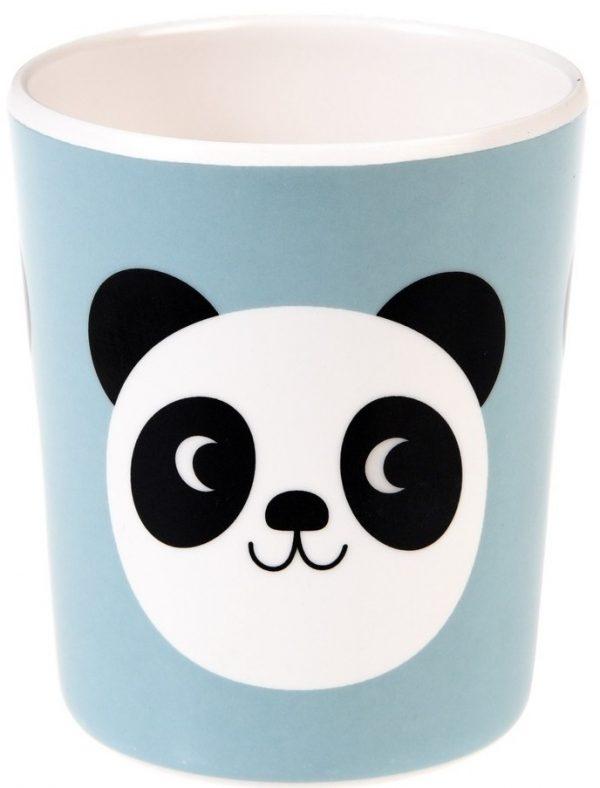 Melamine beker panda, Rex London