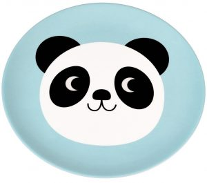 Melamine bord panda, Rex London