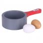 Keukenaccessoires, steelpan met 2 eieren, Bigjigs