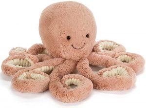 Knuffel octopus Odell, Jellycat
