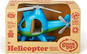 Green Toys, Helicopter blauw