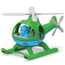 Green Toys, Helicopter groen